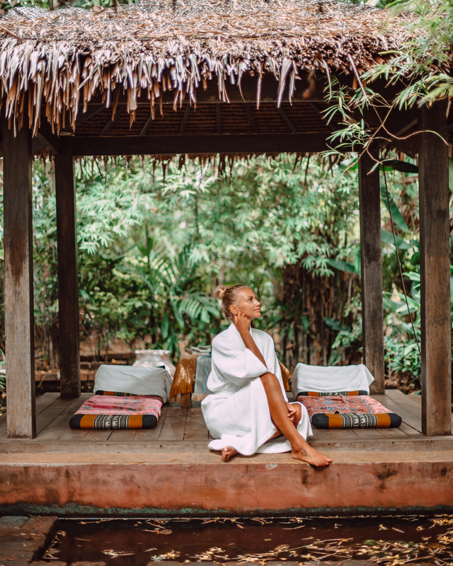 Wellness Spa at 9 Hornbills Adult only Glamping Koh Yao